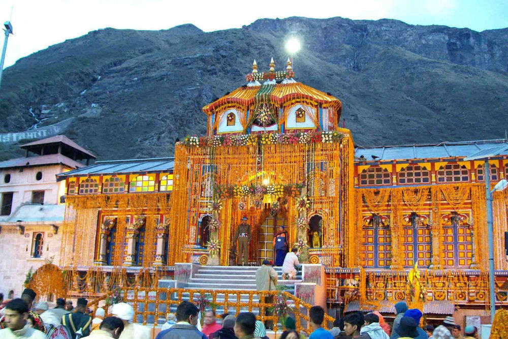 A mobile app and 135 bridges among special projects for this year's Chardham yatra