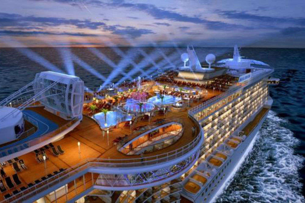 Indian cruise tourists in Singapore reports a growth of 25 percent