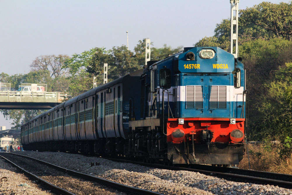 Did you know that Indian Railways offer accident insurance worth INR 10 lacs?