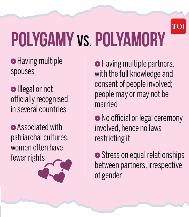 Polyamory - Multiple intimate relationships | Meet the throuples