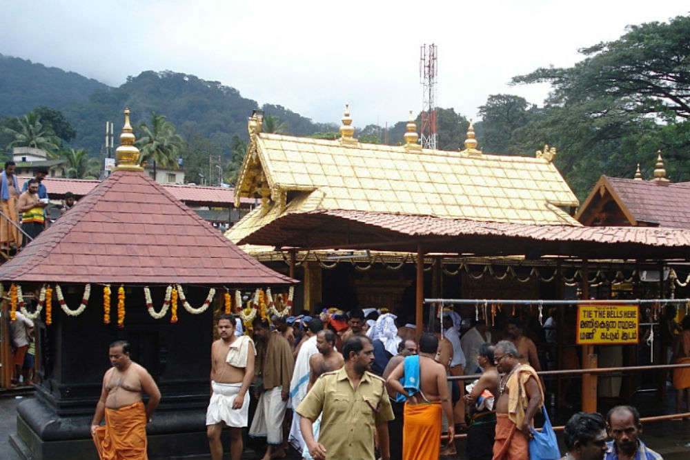Sabarimala temple to remain open from April 10 to 17 for Vishu festival celebrations