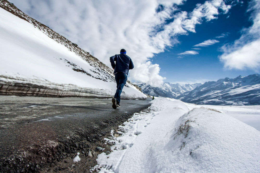 Rohtang Pass opens after BRO clears snow in record time