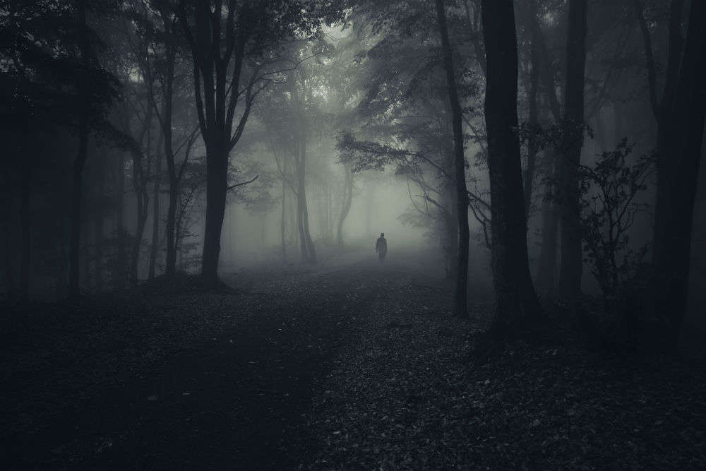 The haunted Dow Hill of Kurseong is the stuff real horror stories are made of