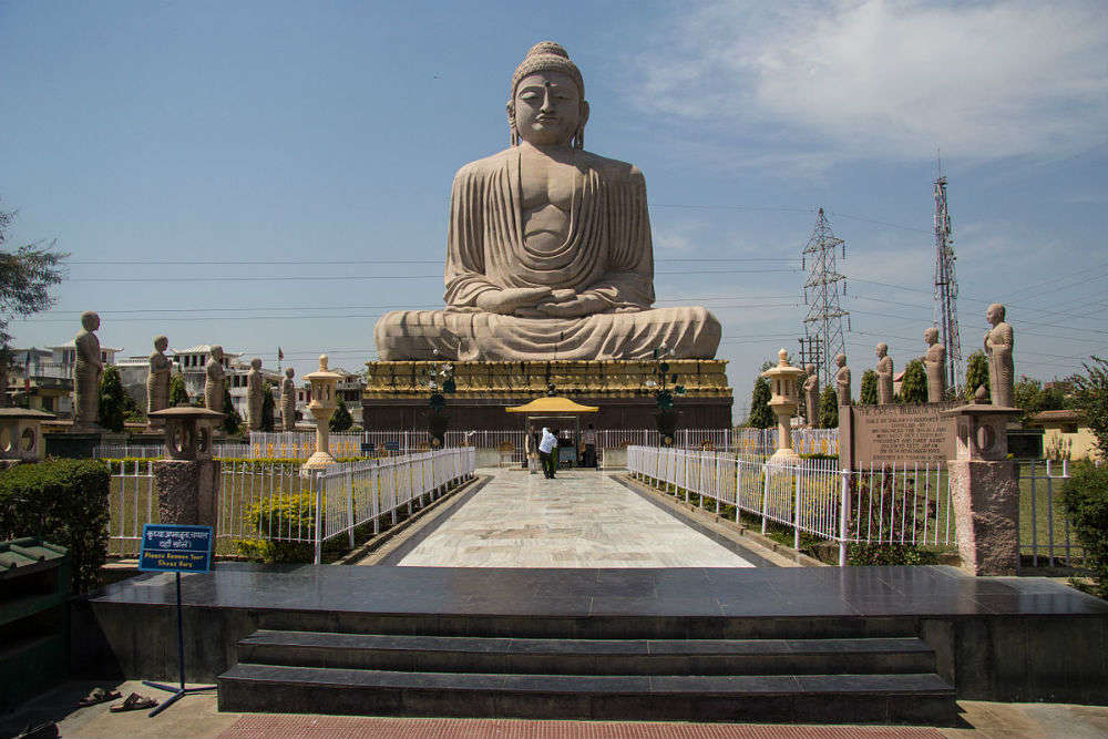 India is working to attract Japanese travellers, developing Buddhist circuit