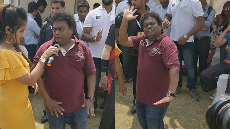 Sadhu Kokila knows how to entertain the crowd