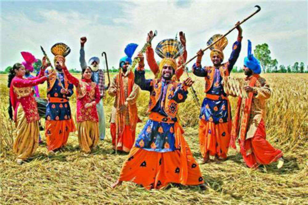 Best places to witness Baisakhi celebrations in India