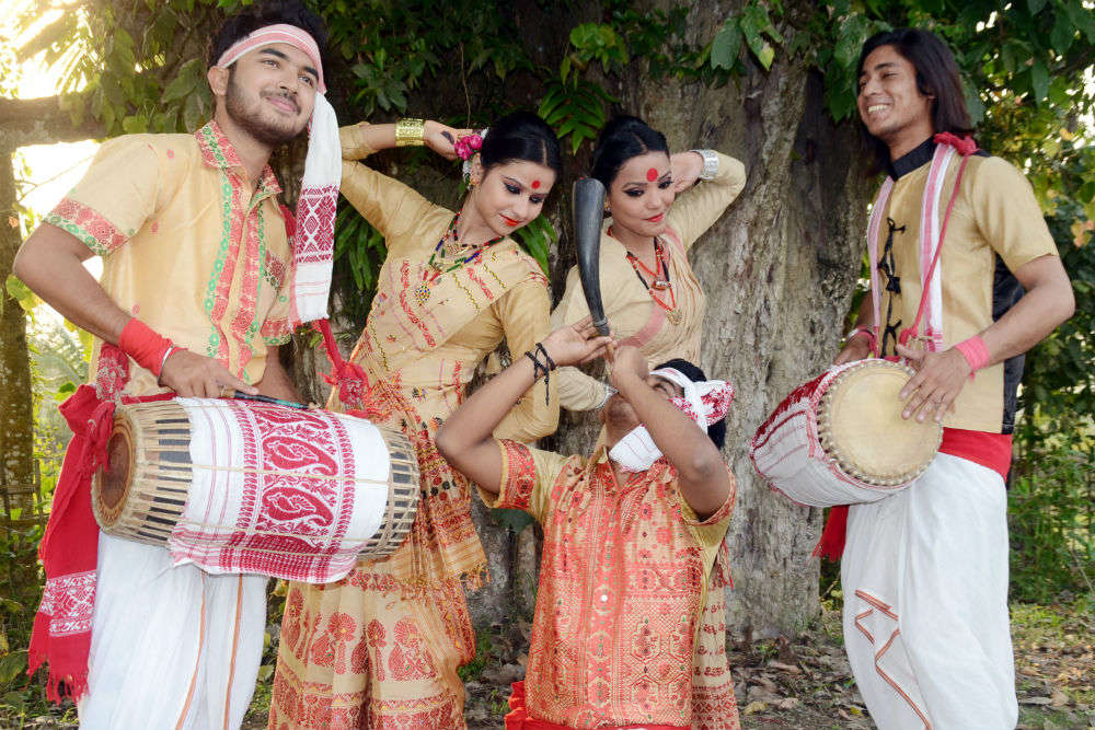 Rongali Bihu 2018: Destinations you must visit to celebrate Assamese New Year