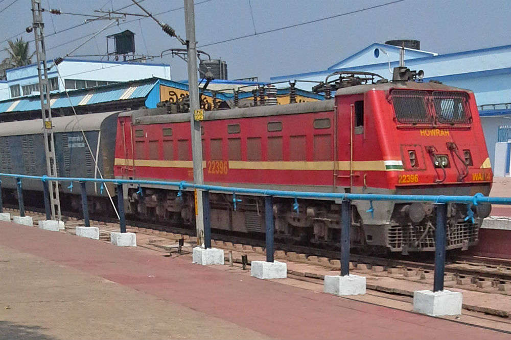 Book unreserved tickets at Trivandrum station digitally