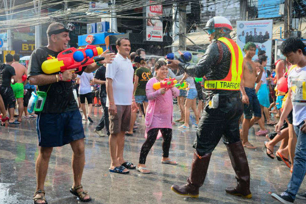 Songkran festival to expect 4 million tourists in Thailand this year