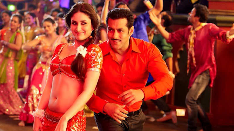 Kareena had to take Saif's permission to shoot for a song
