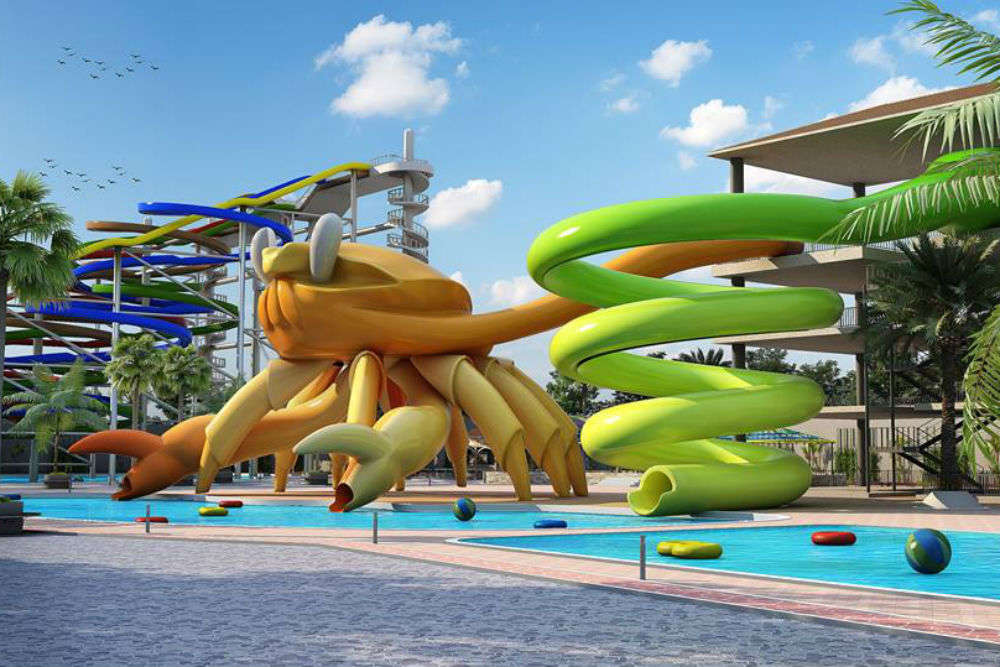 Largest water park in Gujarat: everything you need to know about The Enjoy City