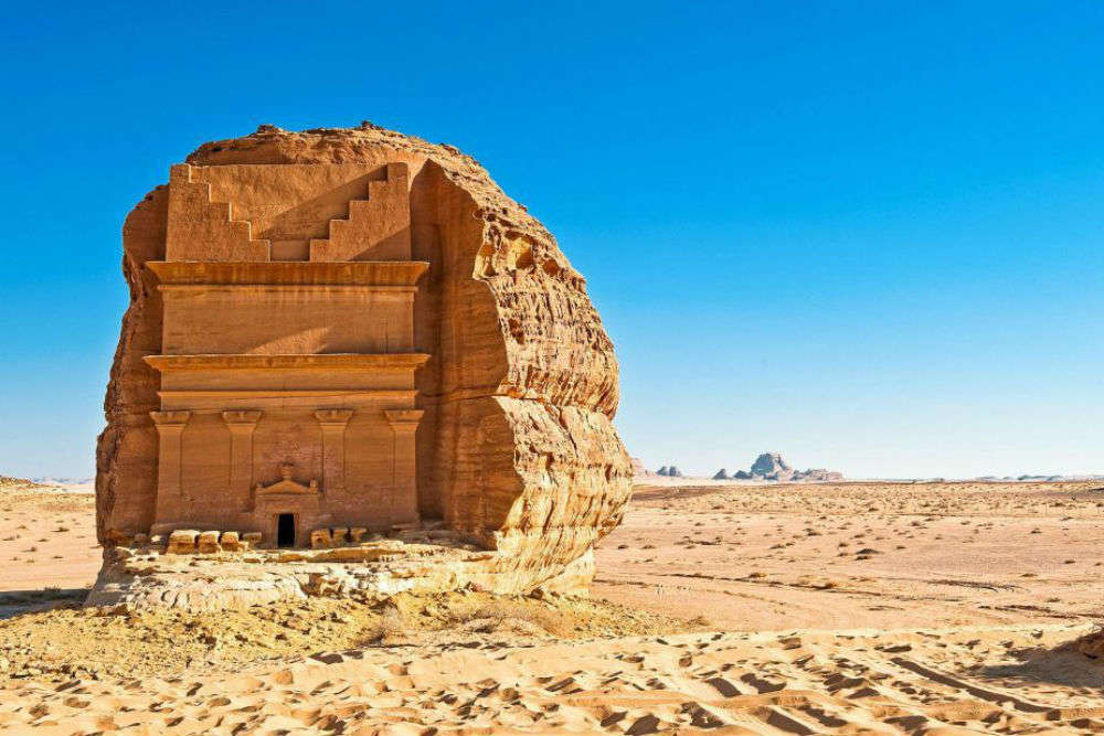 Saudi Arabia is planning to open the region of Al-Ula for tourists