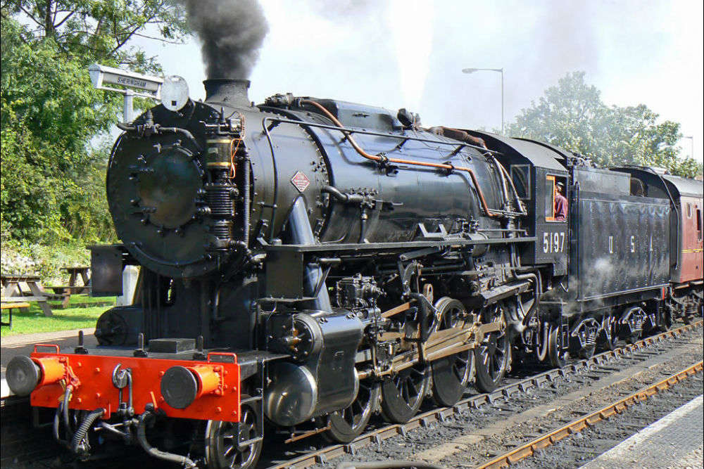 Steam engines to run from Neral to Matheran for tourists