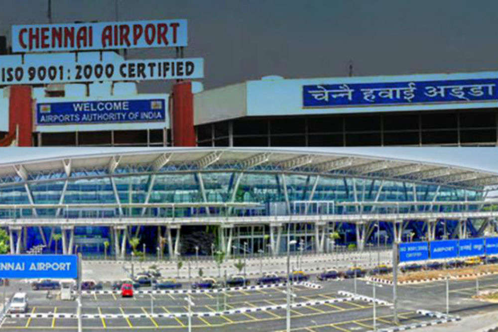 Chennai airport to try new routes to ease traffic jams