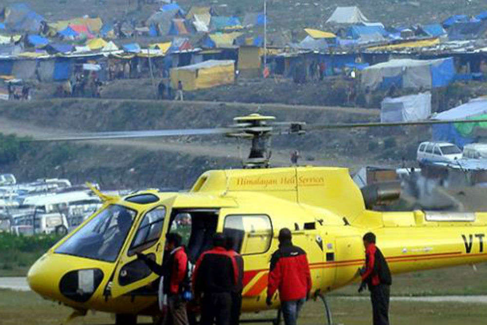 Amarnath Yatra helicopter service can now be booked through advance online booking from April 20