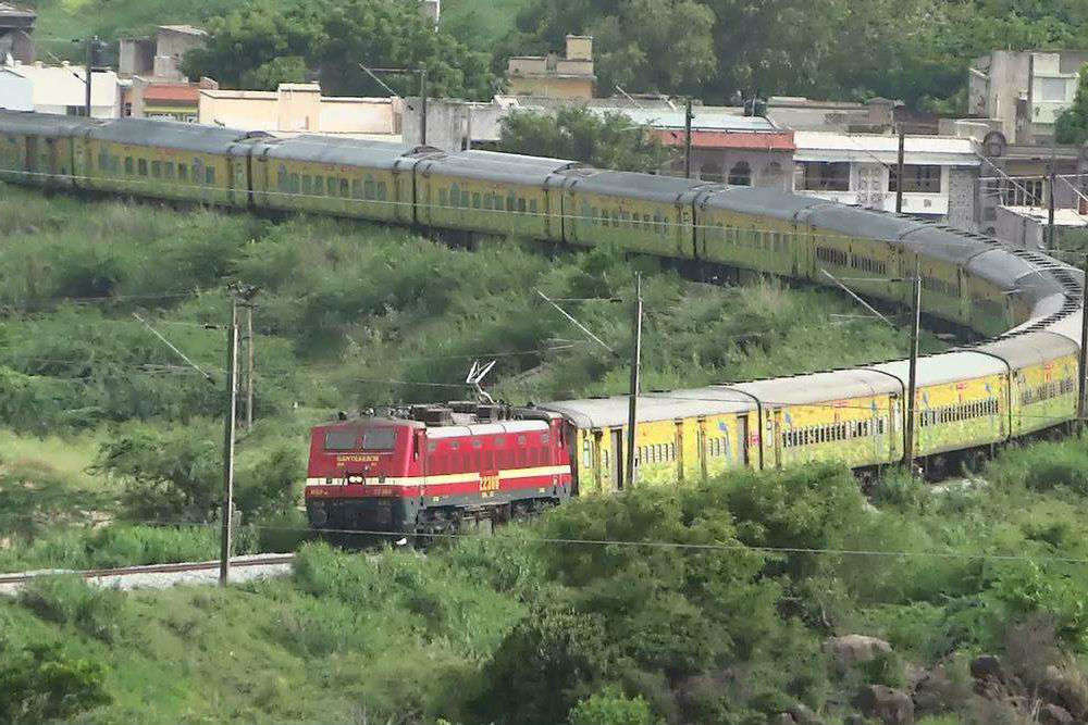 Rajdhani Express, Duronto Express, and Shatabdi Express ticket prices to reduce from April 16