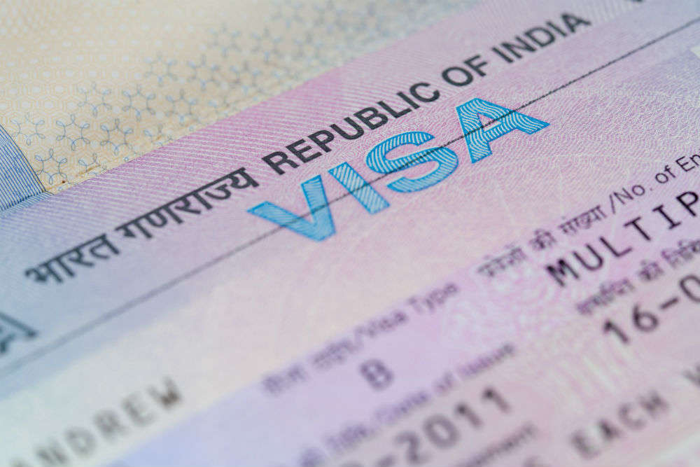 e-FRRO visa service will facilitate travellers coming to India