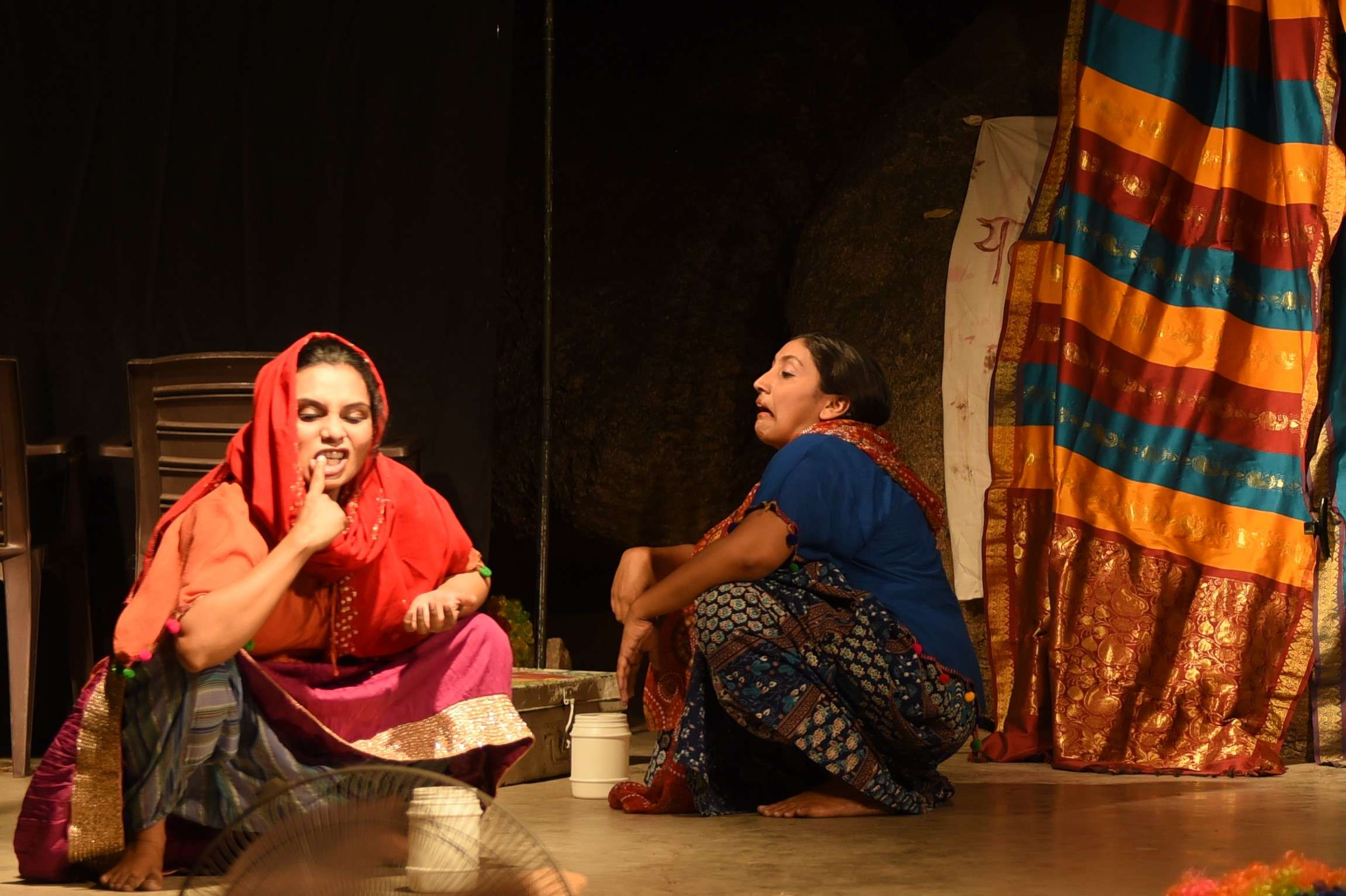 SWACH BHARATH: These theatre artists ask Hyderabad, Kya yaha