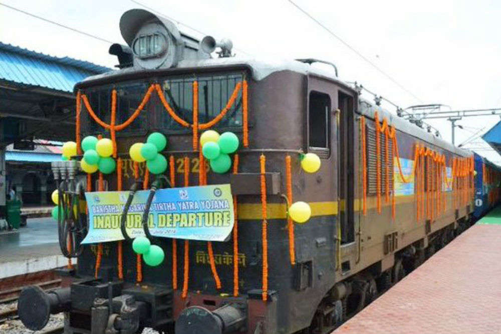 Indian Railways starts special pilgrimage train for senior citizens