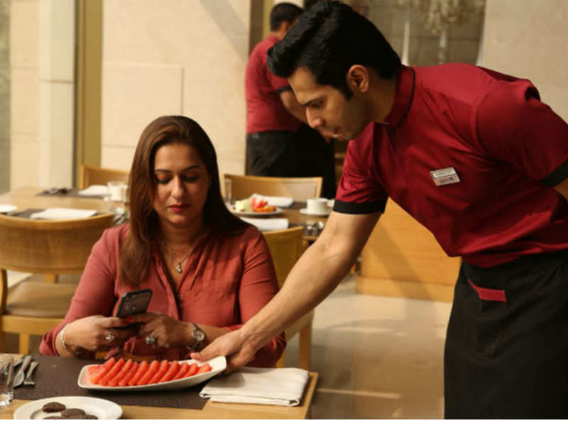 Varun Dhawan starrer 'October' accused of plagiarism by a Marathi filmmaker - Times of India