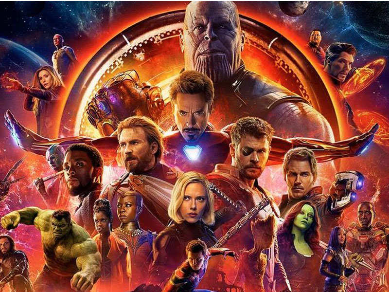 Infinity War Collections Avengers Infinity War Full Movie Box