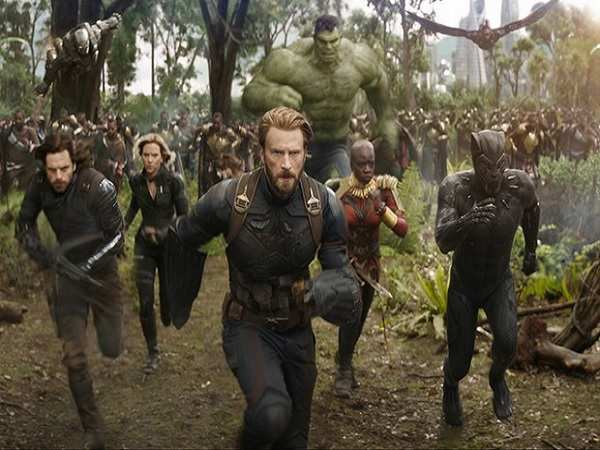 infinity war box office in india