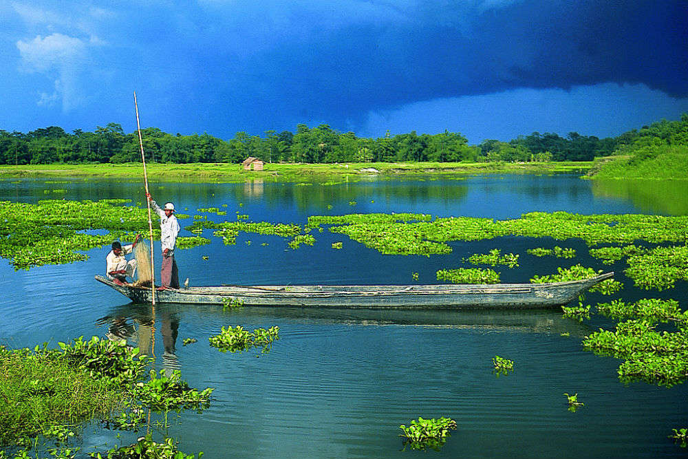 Majuli—the world's largest river island might just disappear in the future