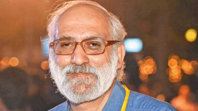 DU professor Keval Arora plays Rajkummar Rao's father in 'Omerta'