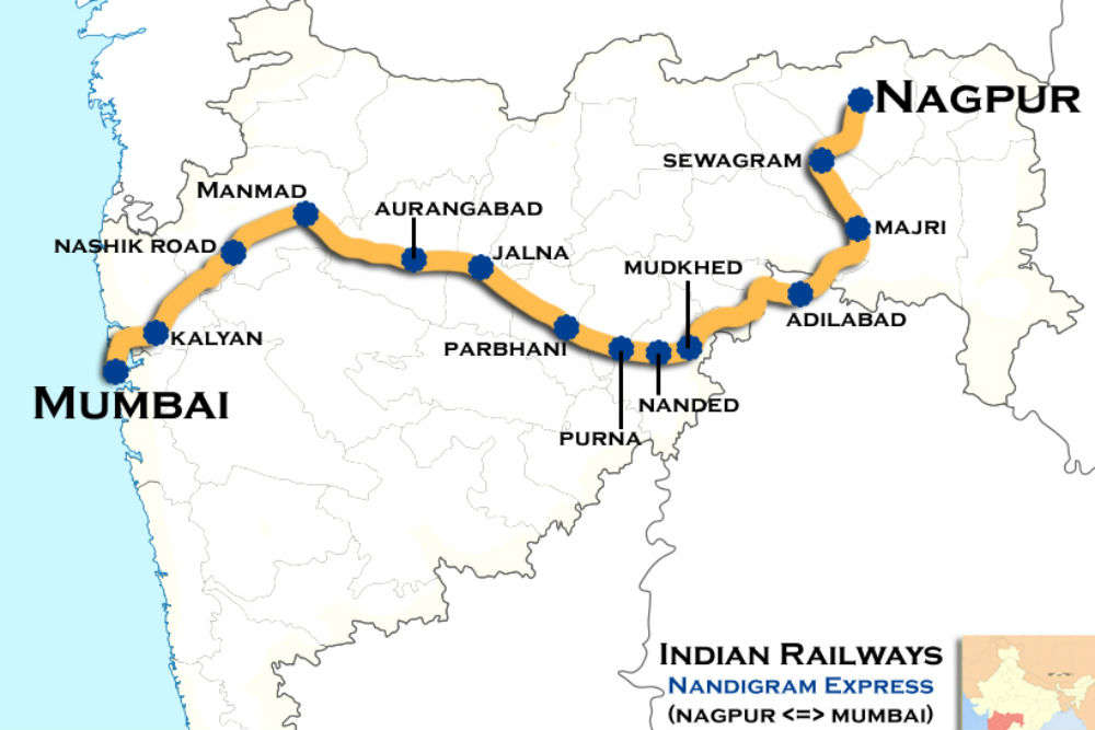 'Mumbai-Aurangabad-Nagpur' circuit to be developed into a new tourism triangle