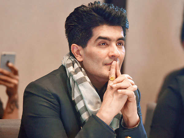 Manish Malhotra: Manish Malhotra to make his Cannes debut   Hindi Movie  News - Times of India