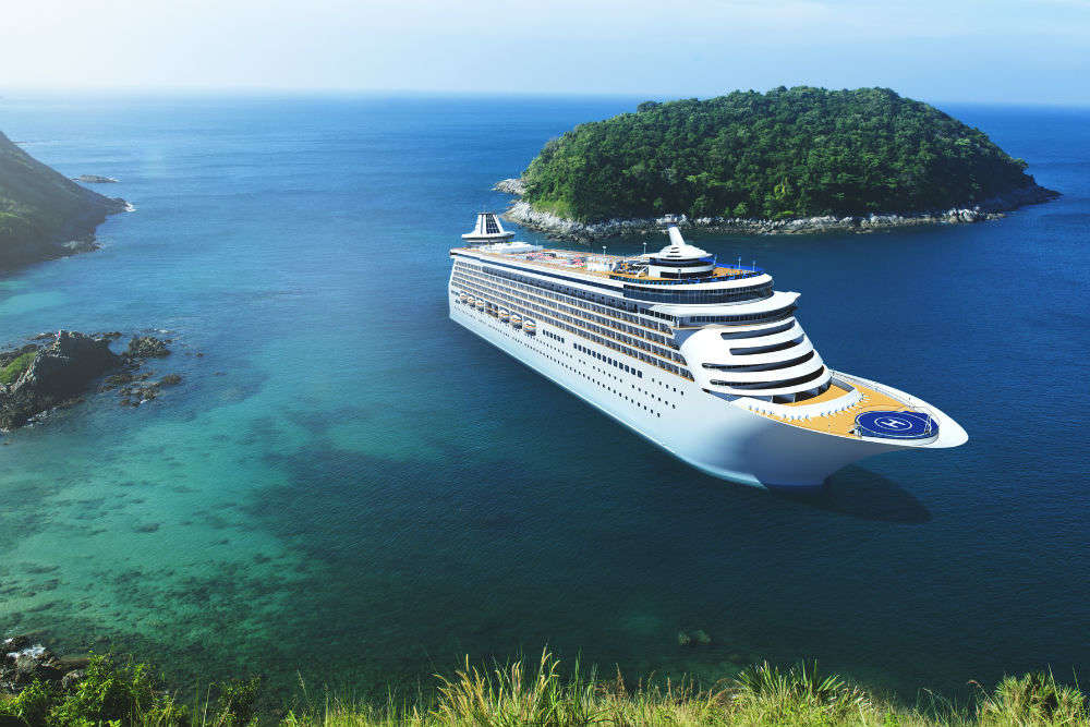 An epic voyage around the world in 245 days in the world's longest cruise