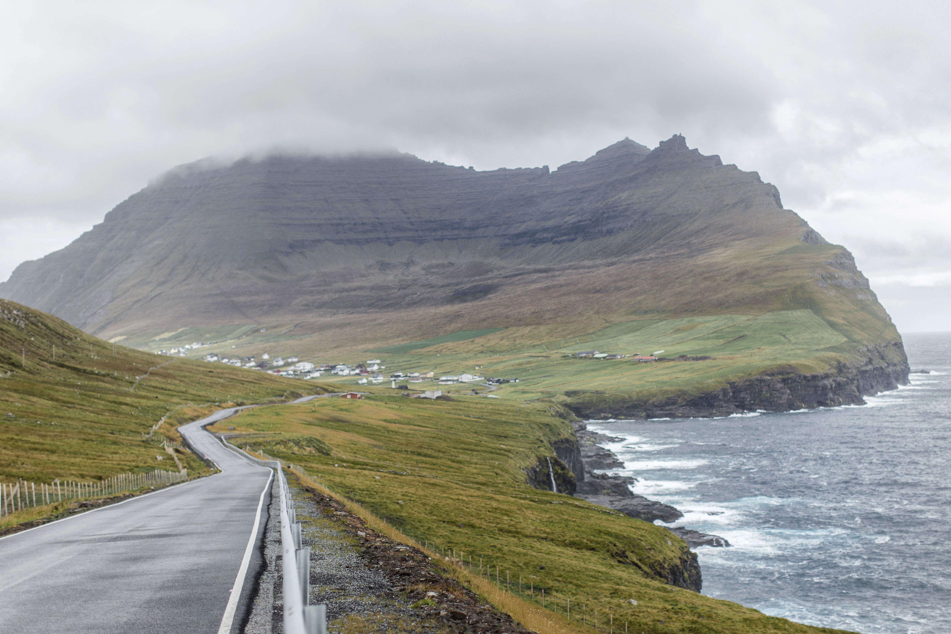 Faroe Islands – where the wind doesn't stop