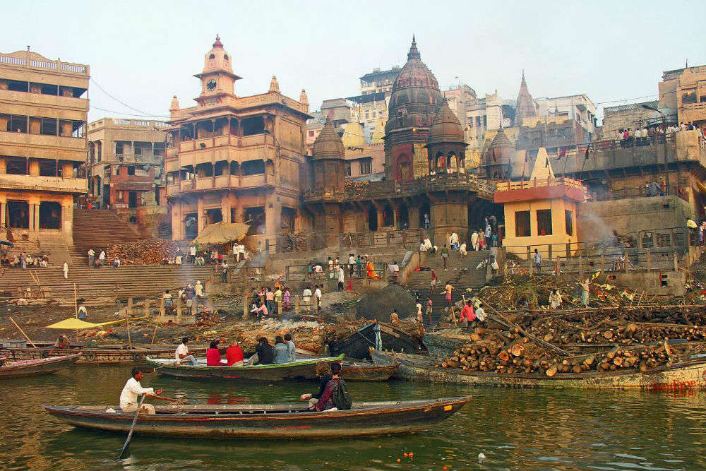 Pilgrims to get direct access to Kashi Vishwanath Temple from ghats