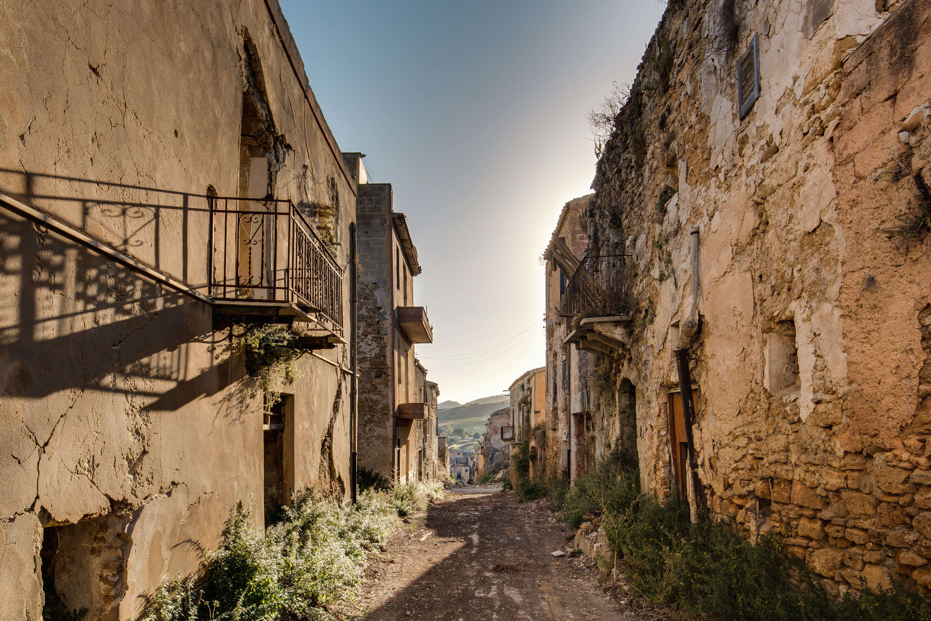 Exploring Italy's abandoned villages
