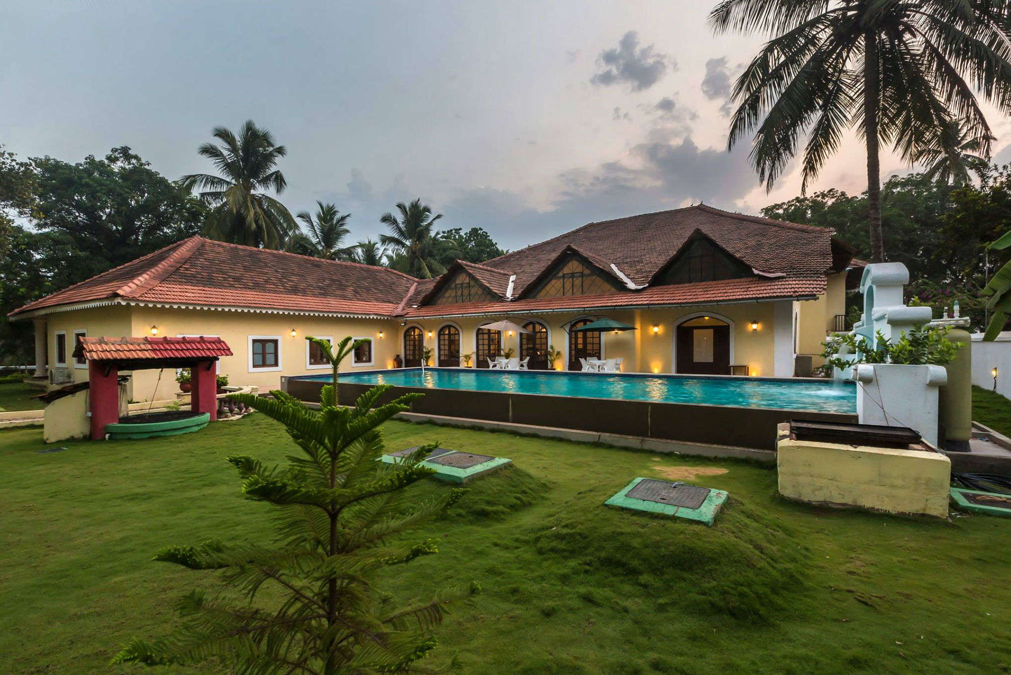 Pure leisure – stay at a 350-year-old bungalow in Goa