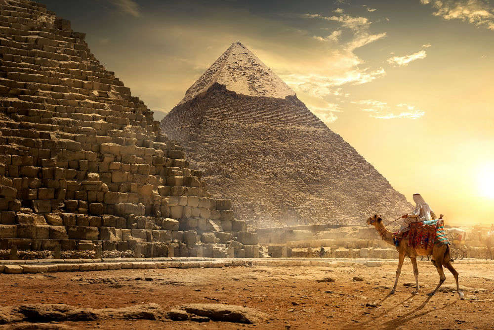 5,000 year-old boat dating back to Mahabharata era unearthed near Egyptian Pharaoh's grave
