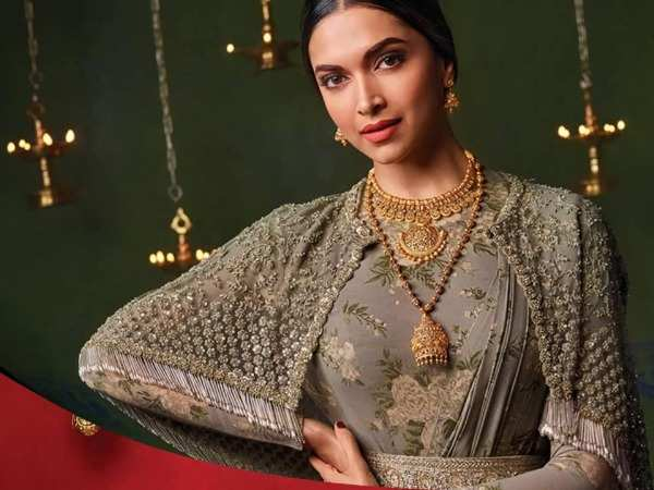 Deepika Padukone is the gold magnet of Bollywood