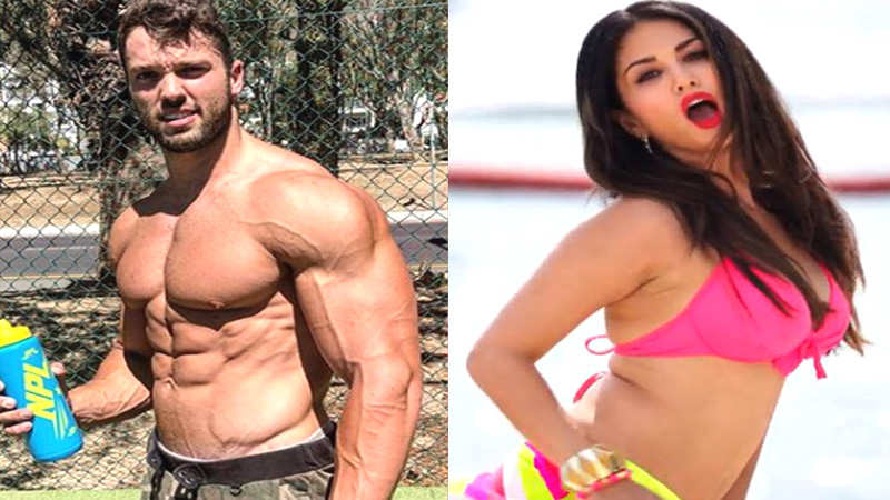 Sunny Leone got this birthday gift from her gym trainer