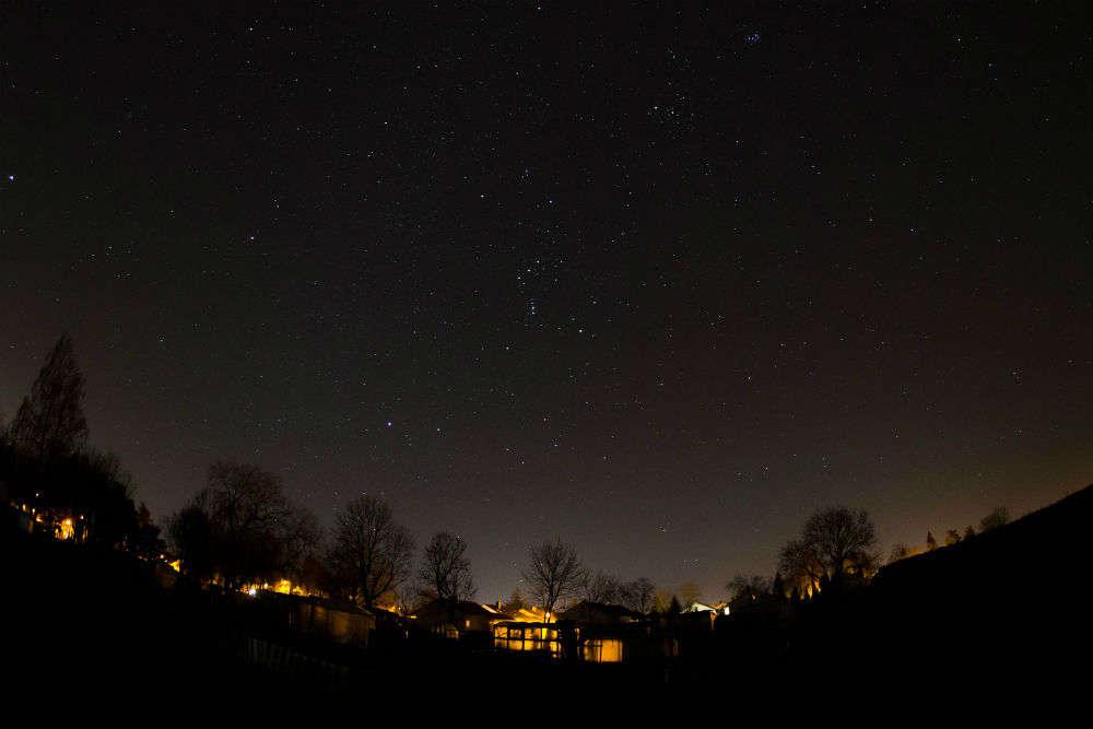 Astroport Sariska—where astronomy combines with luxury living