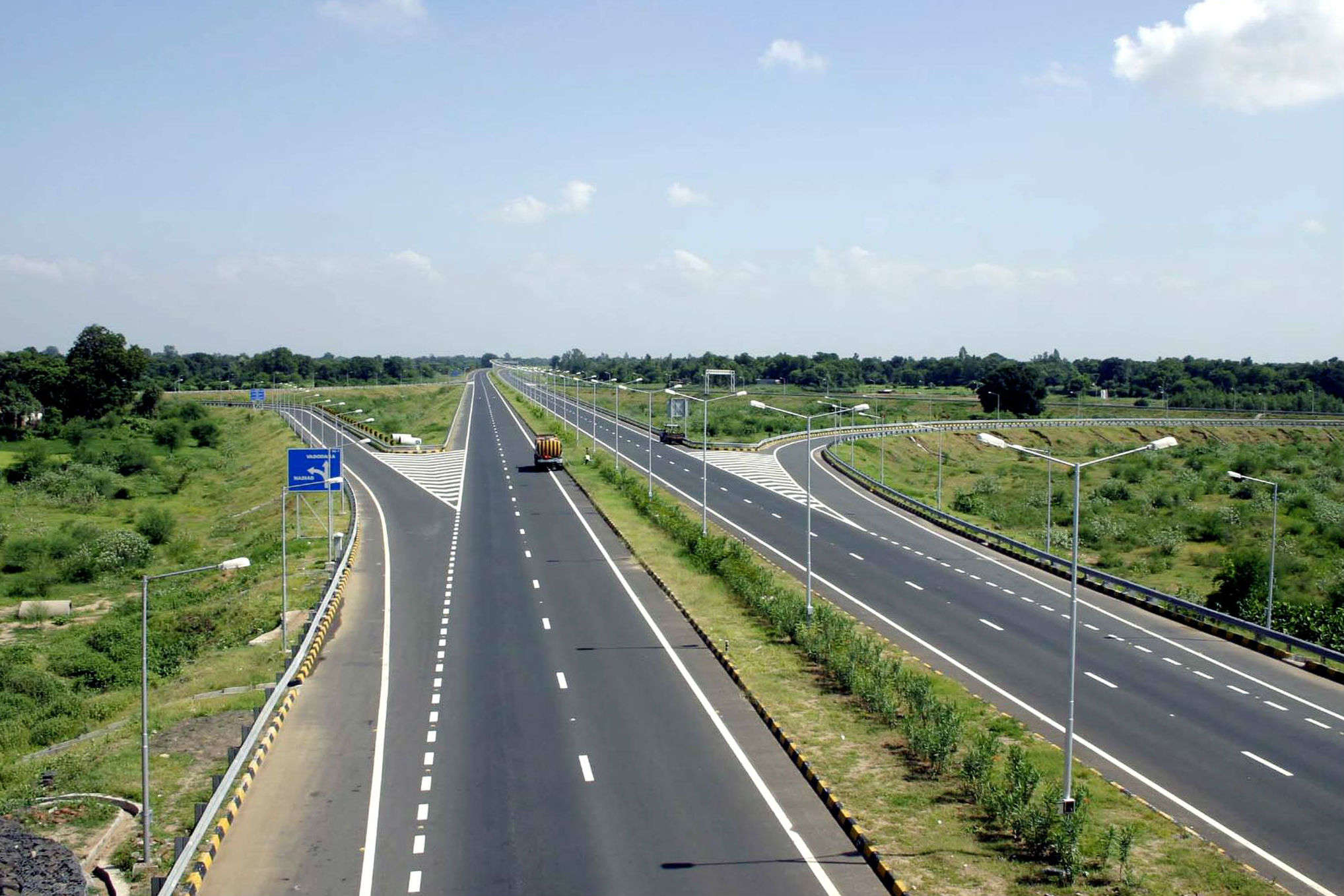 India to get 5 new highways that would reduce travel time