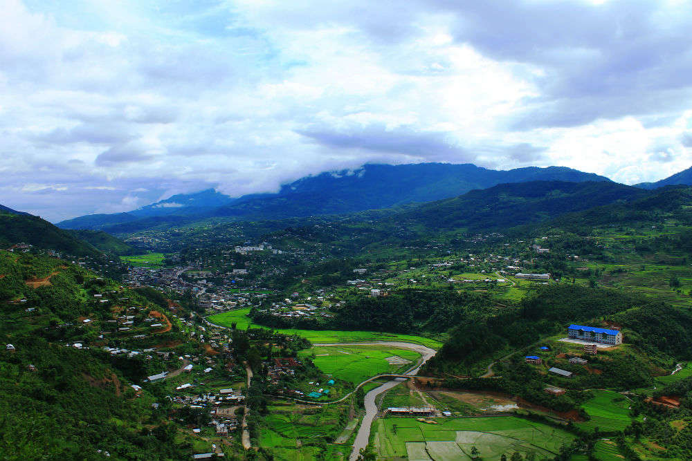 Imphal to enter tourism map with new railway connectivity
