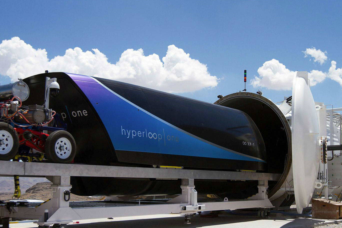 Travel via Hyperloop One in India likely to be cheaper than a flight