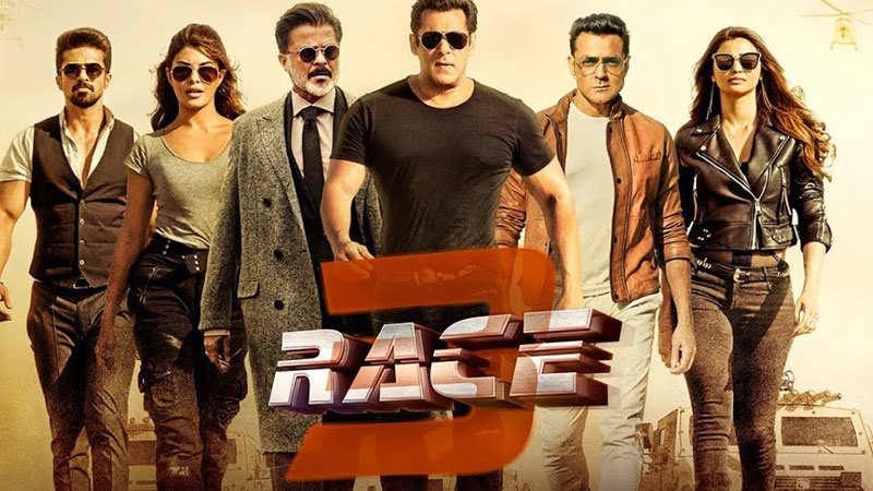 'Race 3' trailer starring Salman Khan released