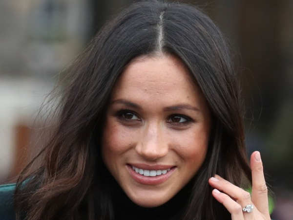 Meghan Markle to begin bridal procession alone, in bold feminist statement - Times of India