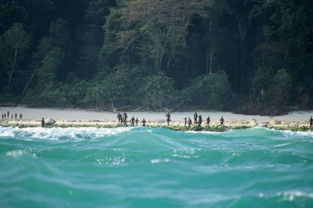 North Sentinel Island, stepping back in time