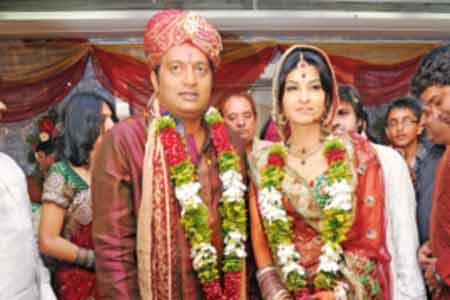 Prakash Raj weds Pony ...