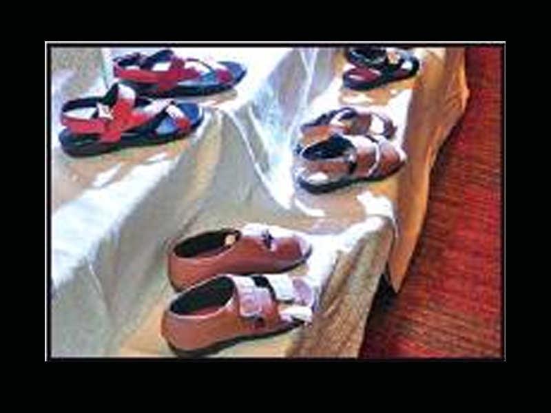 Diabetes Experts Craft Designer Footwear For Diabetics Chennai