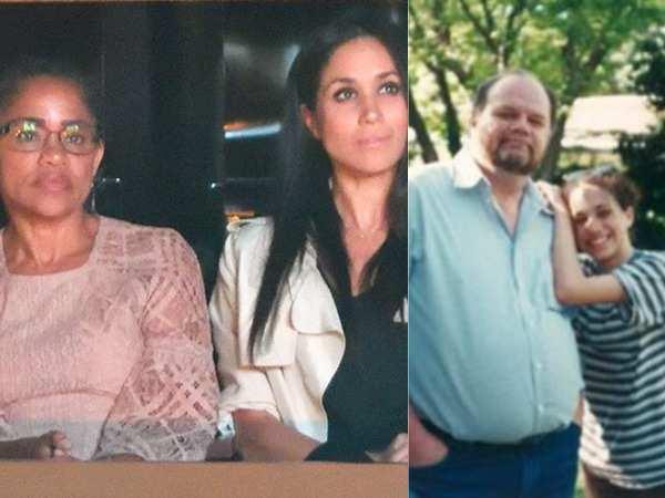 thomas markle: Fun fact: Meghan Markle's parents got ...