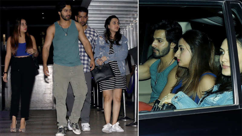 natasha-dalal-joins-varun-dhawan-and-family-for-dinner