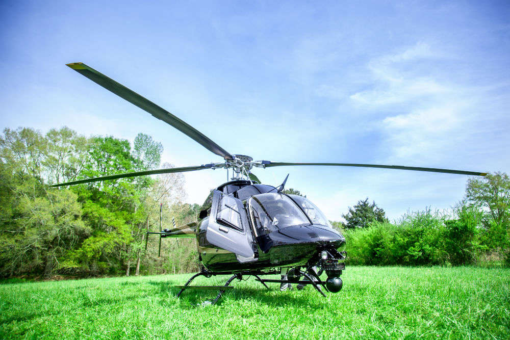 Heli taxis from Chandigarh to Shimla from June 4; travel time reduced to 20 min